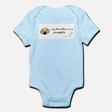 puggle Infant Bodysuit