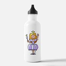 Pretty princess Water Bottle