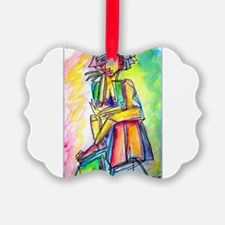 Abstract, Nude, Bright, art! Ornament