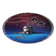 OV 103 Discovery Decal