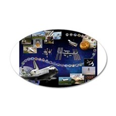 OV 104 Atlantis Wall Decal