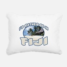 Fiji Rectangular Canvas Pillow