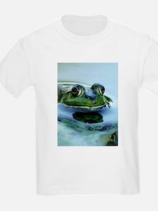 Frog Watching you Watching Me T-Shirt