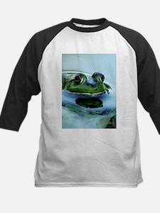 Frog Watching you Watching Me Tee