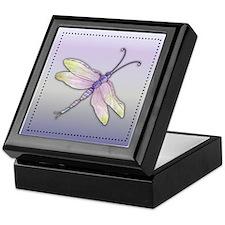 Dragonfly Keepsake Box