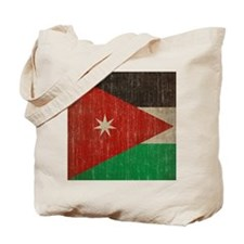 Vintage Jordan Flag Tote Bag