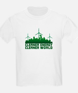 "Cleaner Energy Cleaner World ""Seattle"" Edition Kid"
