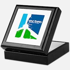 Wind energy creavtive Keepsake Box
