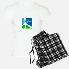 Wind energy creavtive Pajamas