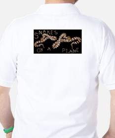 Snakes on a Plane - movie thriller T-Shirt