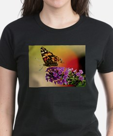 Painted Lady Butterfly Tee