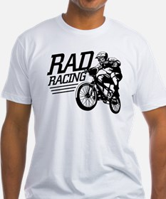 Retro RAD BMX Racing Shirt