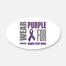 Cancer Car Magnets Personalized Cancer Magnetic Signs For Cars - Custom car magnets canada