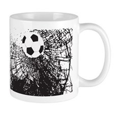 Shattered Glass Ball Mug