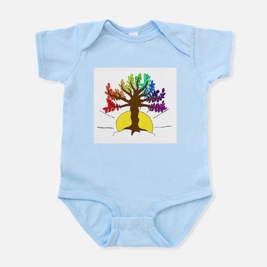 The Giving Tree Infant Bodysuit