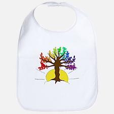 The Giving Tree Bib
