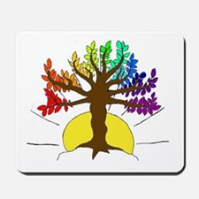 The Giving Tree Mousepad