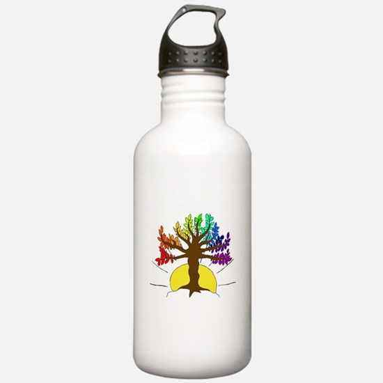 The Giving Tree Water Bottle