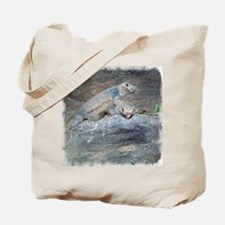 Chuckwalla Head Stand Tote Bag