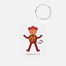Monkey Medical Professional Keychains