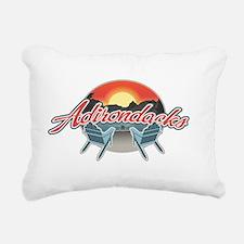 Threedown Adirondack Rectangular Canvas Pillow