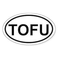 TOFU Decal