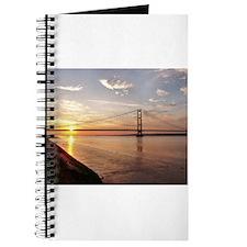 Humber Bridge Sunset Journal