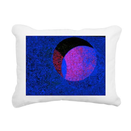 Brother Michael's Rectangular Canvas Pillow