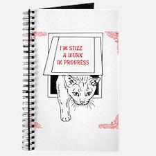 OYOOS Cat design Journal
