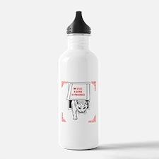OYOOS Cat design Water Bottle
