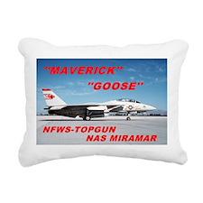 Unique Maverick Rectangular Canvas Pillow