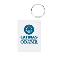 Latinas for Obama Keychains