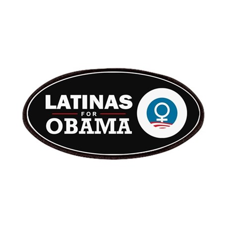 Latinas for Obama Patches