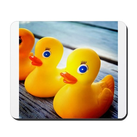 Rubber Ducky Mousepad