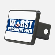 Worst President Ever Hitch Cover