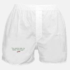 Unique Sex humor Boxer Shorts