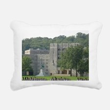 West Point Rectangular Canvas Pillow