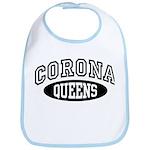 Corona Queens Bib