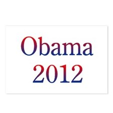 Obama2012 Postcards (Package of 8)