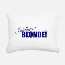 Unique Educated girls Rectangular Canvas Pillow