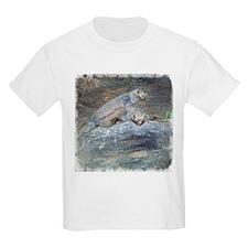 Chuckwalla Head Stand Kids T-Shirt