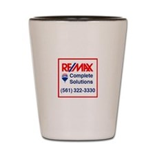REMAX Complete Solutions Shot Glass