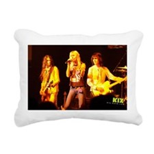 KIX Rectangular Canvas Pillow