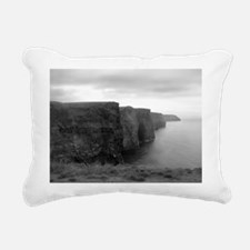 Cliffs of Moher Rectangular Canvas Pillow