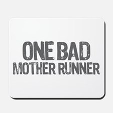 one bad mother runner Mousepad