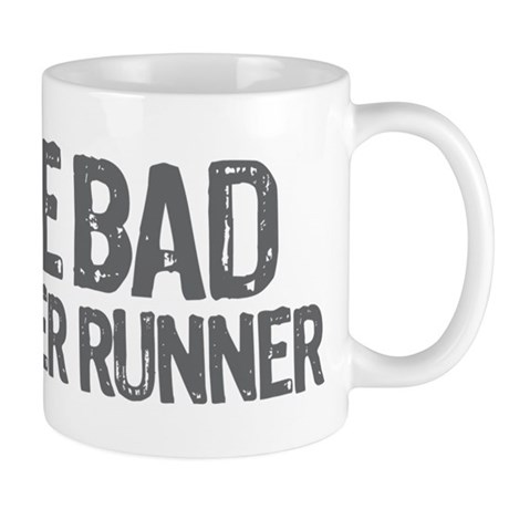 one bad mother runner Mug