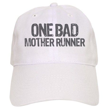one bad mother runner Cap