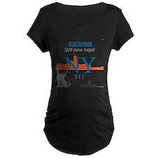 OYOOS NY 911 Liberty design T-Shirt