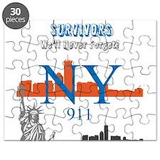 OYOOS NY 911 Liberty design Puzzle