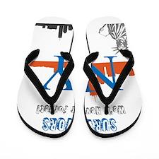 OYOOS NY 911 Liberty design Flip Flops